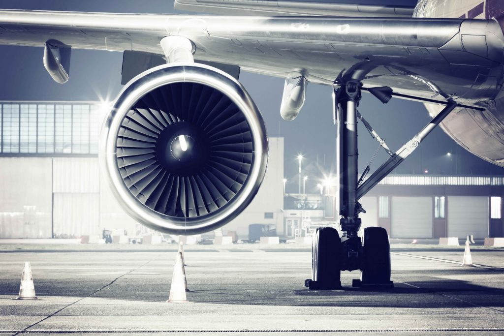 Speurviation-Airplane-turbine-detail